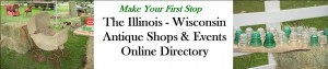 Vintage Shop Hop 2021 @ Over 360 Wisconsin & Illinois Vintage Shops & Boutiques
