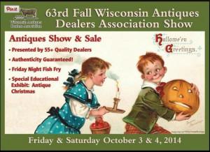 Vintage Shop Hop 2021 @ Over 360 Wisconsin & Illinois Vintage Shops & Boutiques