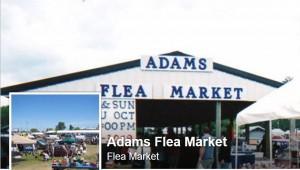 Adams Flea Market @ Adams Wisconsin | Adams | Wisconsin | United States