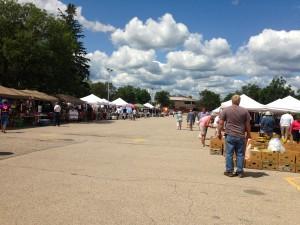 Crivitz Flea & Farmer's Market 2016 @ Village Hall | Crivitz | Wisconsin | United States