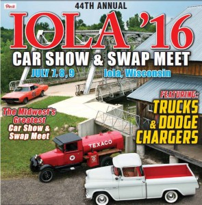 Iola Car Show 2016 @ Iola Car Show 2016 | Iola | Wisconsin | United States