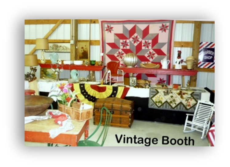 sc 1 st  Wisconsin Antique Shops & How to Setup an Antique Booth Display | Discover Wisconsin Antiques 2018