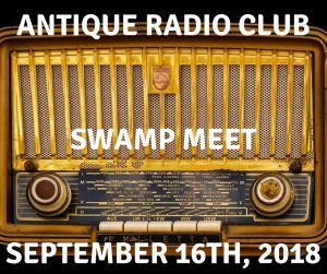 Wisconsin Antique Radio Club Swap Meet & Auction @ The Terminal | Milwaukee | Wisconsin | United States