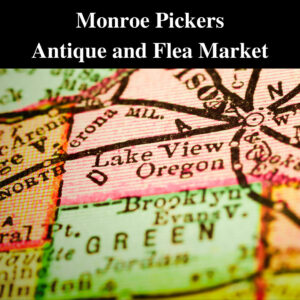 2021 Monroe Picker's Antique & Flea Market @ Green County Fairgrounds | Monroe | Wisconsin | United States