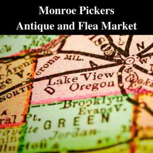 2021 Monroe Picker's Antique & Flea Market @ Green County Fairgrounds | Monroe | Wisconsin | United States