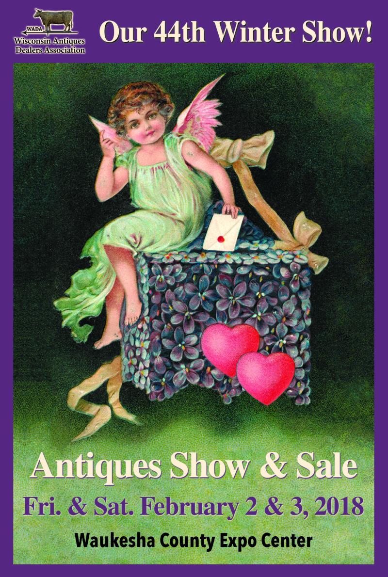 Wisconsin Antiques Dealers Association 2018 Show