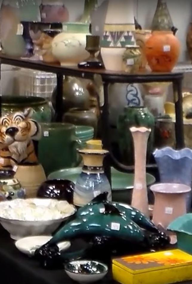 Wisconsin Art Pottery Show Madison