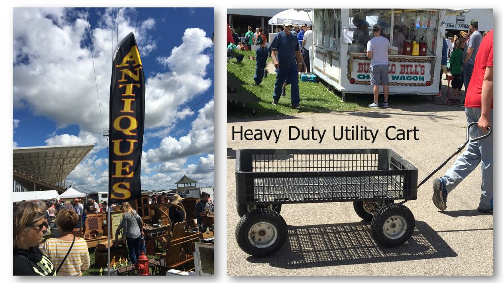 Heavy Duty Hauler Cart