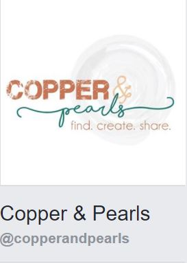 Copper & Pearls