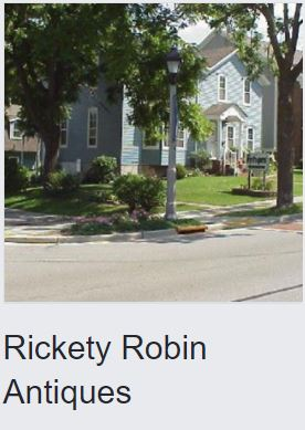 Rickety Robin Antiques