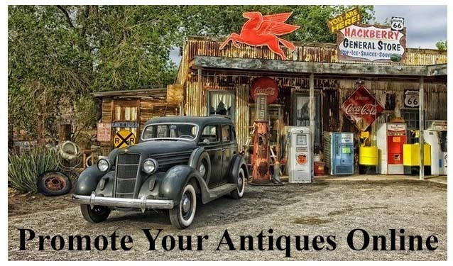 How to Sell Antiques Online