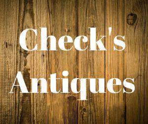 Checks Antiques Praire du Chein