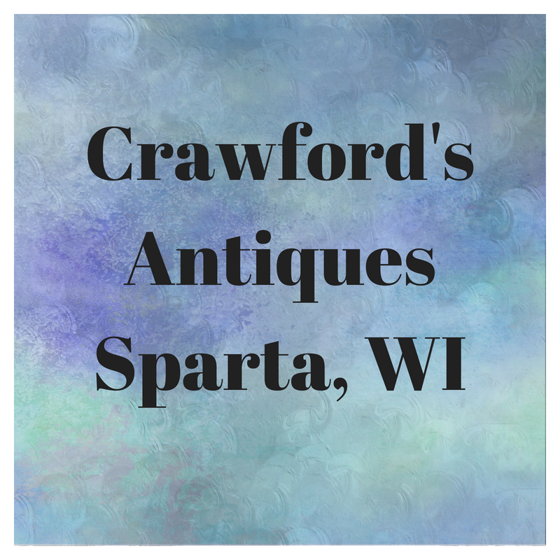Crawford's Antiques Sparta,WI