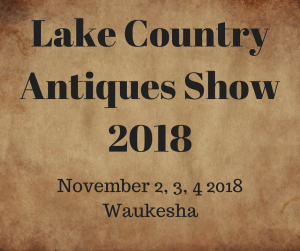 Waukesha - Lake Country Antiques & Art Show @ Waukesha County Expo | Waukesha | Wisconsin | United States