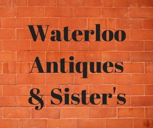 Waterloo Antiques & Sisters, Waterloo, WI