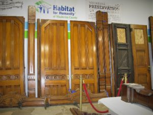Waukesha Preservation Society - Carl Sanger House Salvage @ Habitat for Humanity of Waukesha County Restore | Waukesha | Wisconsin | United States
