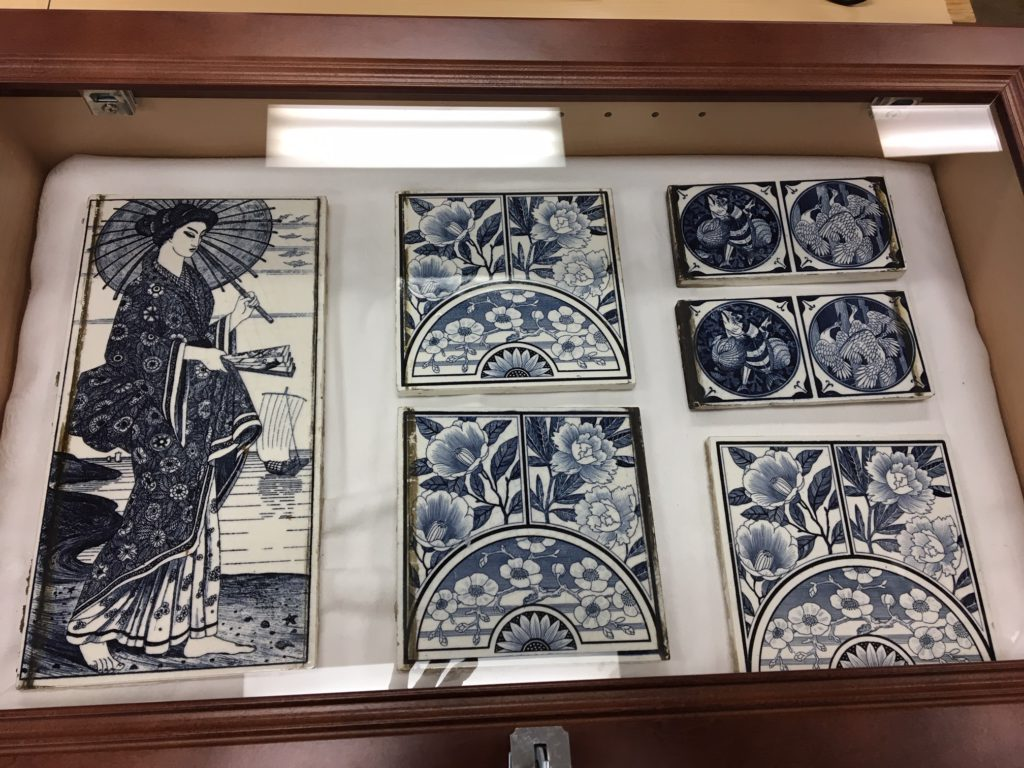 Owen Gibbons Tile