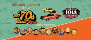 Iola Car Show 2021 @ Iola Car Show 2021 | Iola | Wisconsin | United States