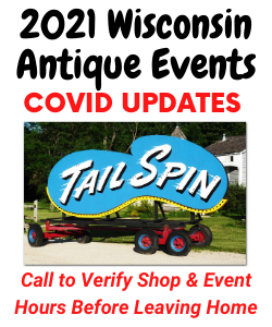 2021 COVID Wisconsin Antique Event Updates