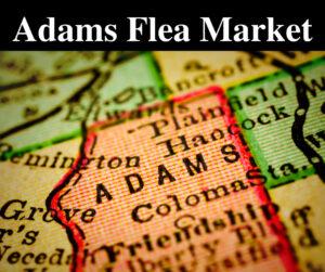 Adams Flea Market 2021 @ Adams Wisconsin | Adams | Wisconsin | United States
