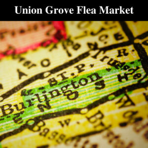 Union Grove Flea Market 2021 @ Racine County Fairgrounds | Union Grove | Wisconsin | United States
